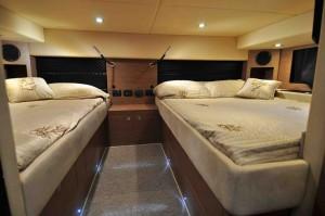 SACS Strider 18 review: below decks