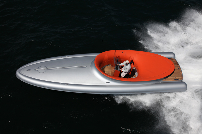 Starck and Mannerfelt Superyacht Tender