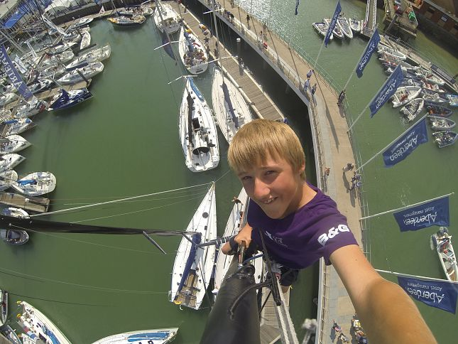 Cowes Week photo competition: under 18 prize