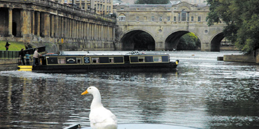 Kennet and Avon Canal – top UK canal holiday destinations