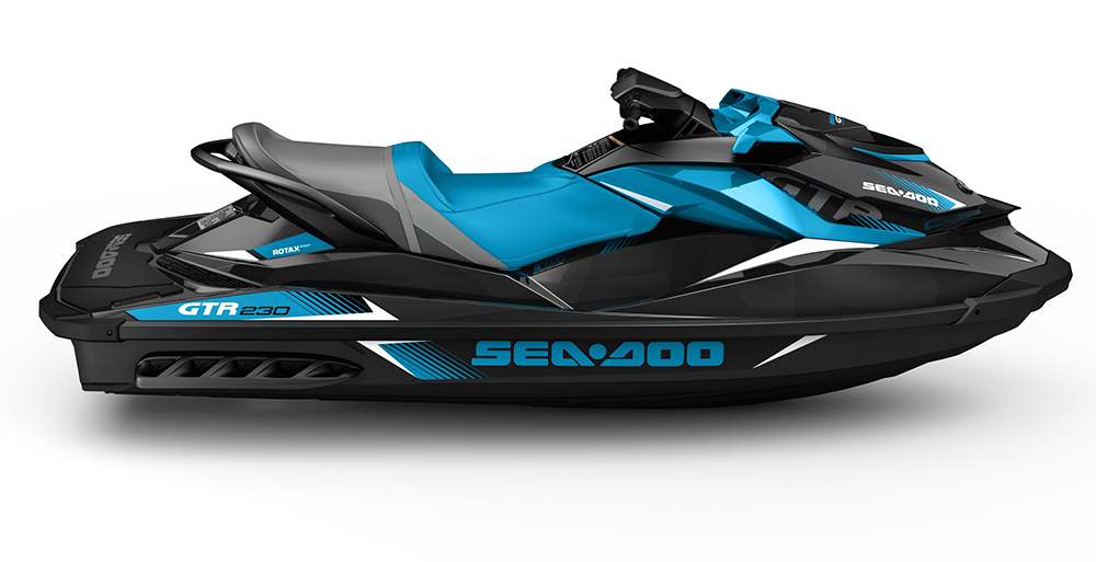 10 top personal watercraft: Sea-Doo GTR-230