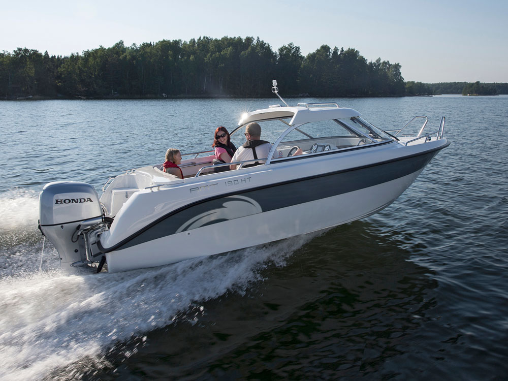 AMT 190 HT: bargain powerboats