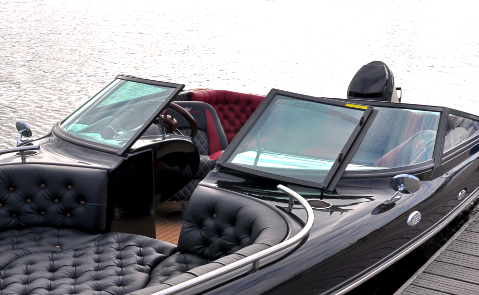 Luxman Bullet: best boats from the Southampton show
