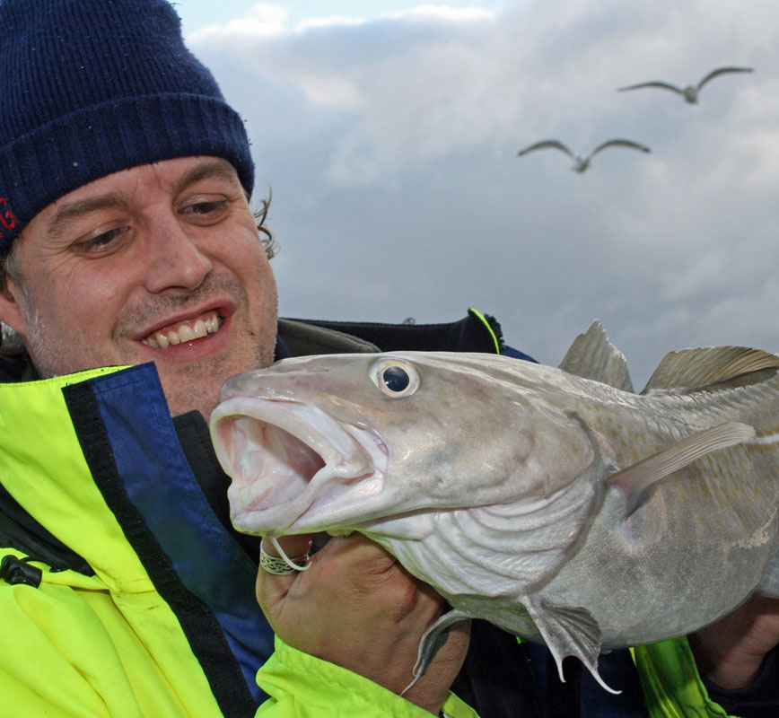 Winter cod fishing – Guide to boat fishing in the UK
