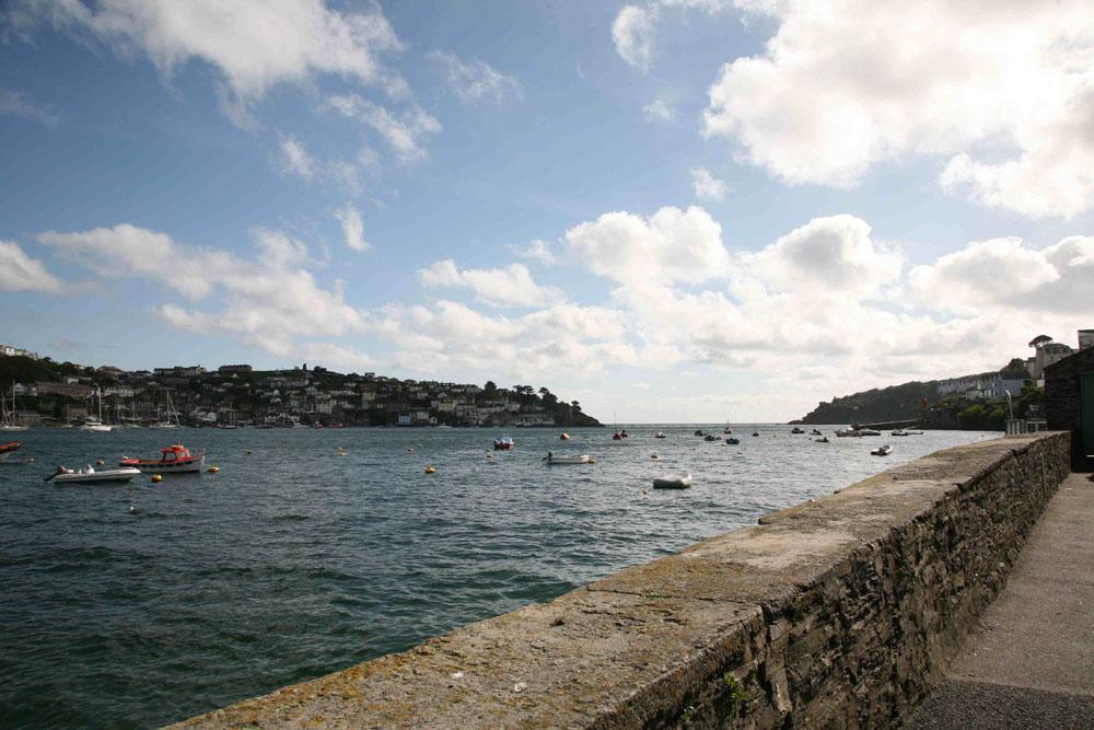 Fowey – UK boating destinations