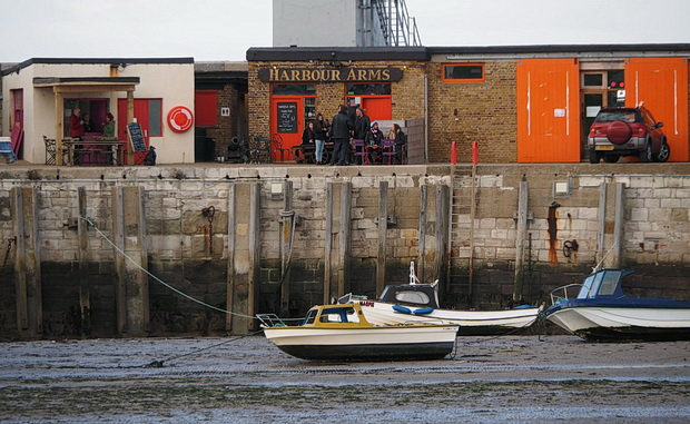 Harbour Arms – boating pub