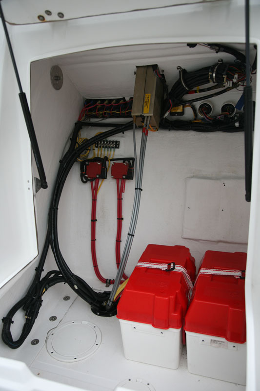 Rewiring: How to improve your powerboat