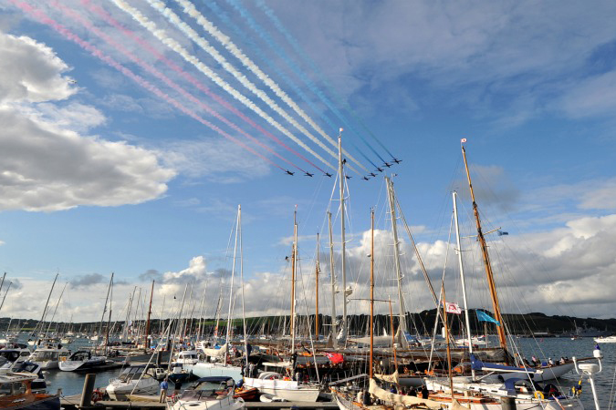 Boating events 2016: Falmouth Week
