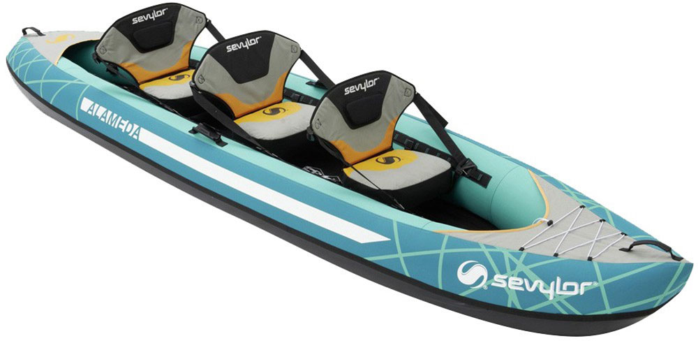 Boating Christmas gift ideas Sevylor Alameda