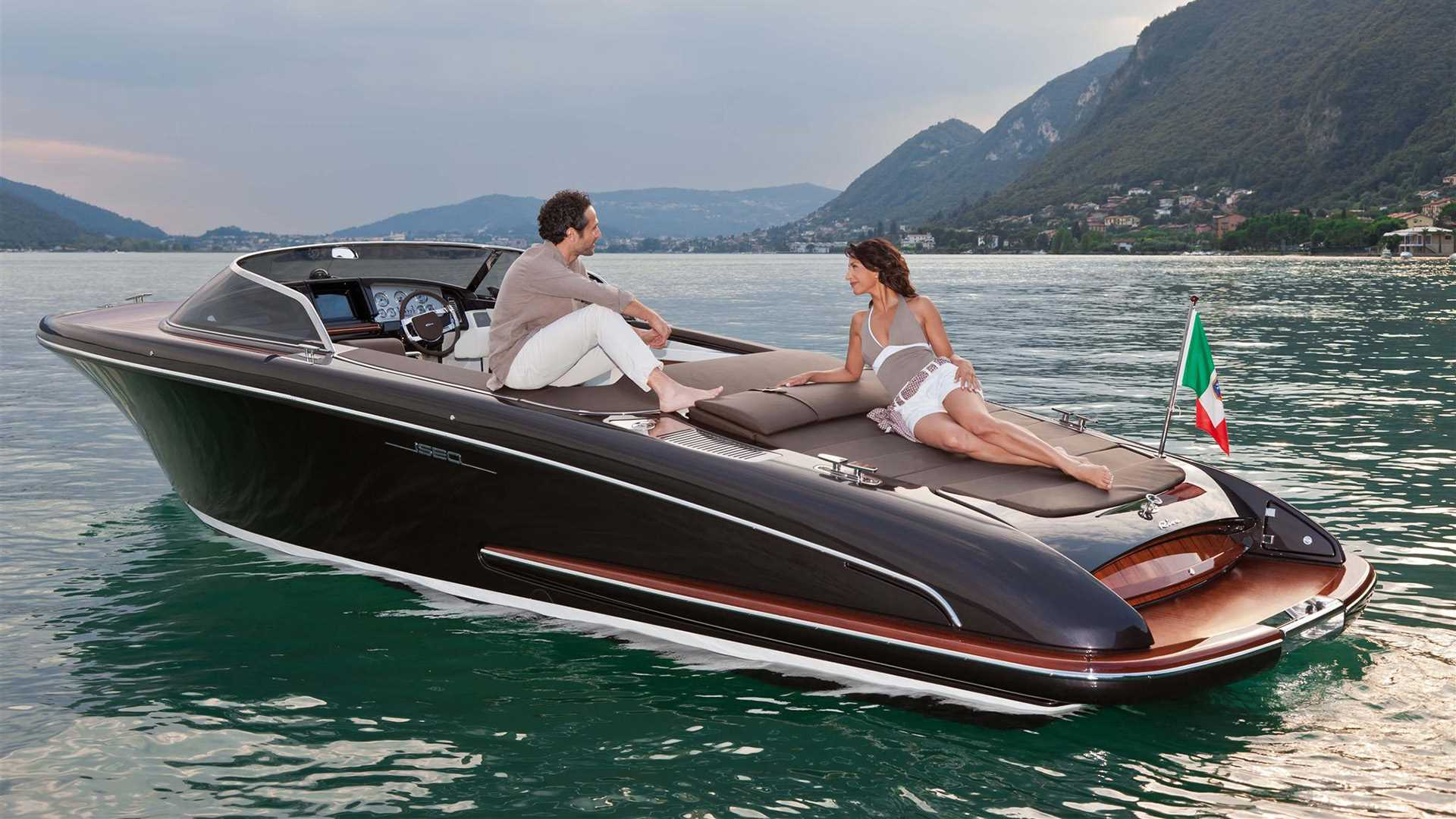 Riva's ISEO is a very powerful statement