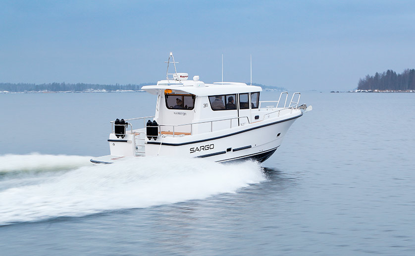 Sargo 31: best boats from the Southampton show