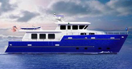 Trawlercat TMD 65