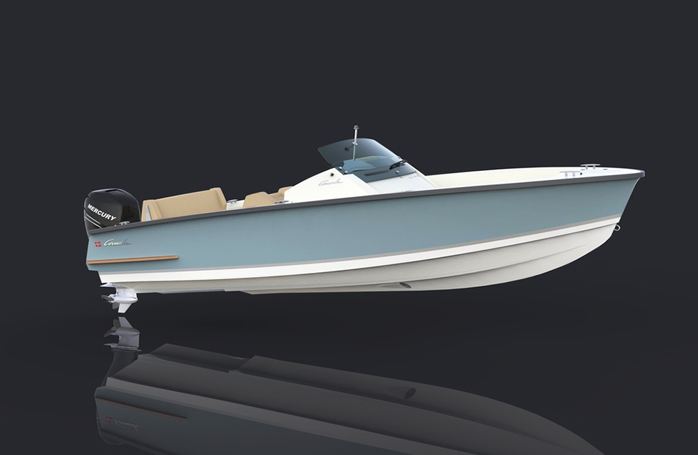 Racing powerboats: Cormate