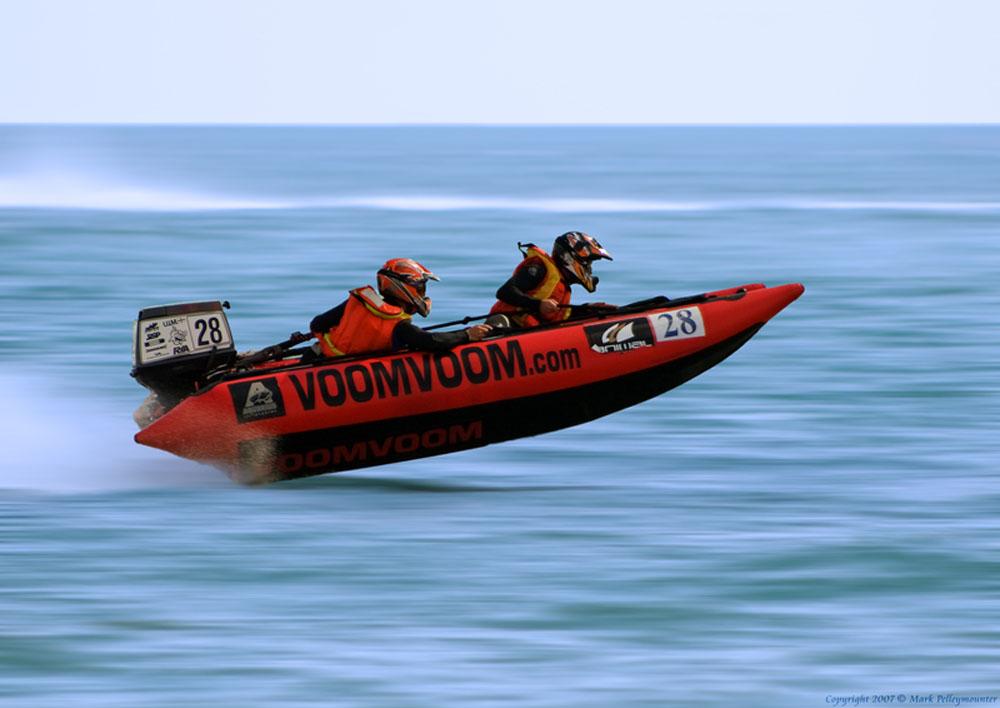 Aquarius Thundercat: bargain powerboats