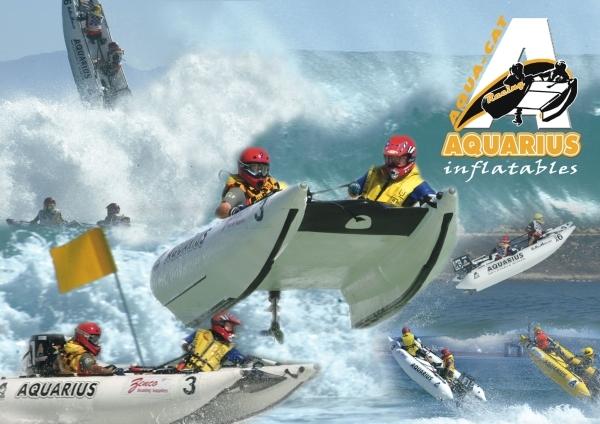 Racing powerboats: Thundercat