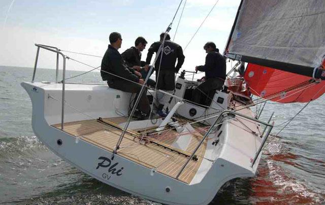 Archambault 27: Hot yachts at Southampton