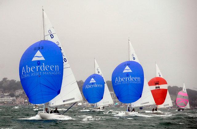 Aberdeen Asset Management Cowes Week