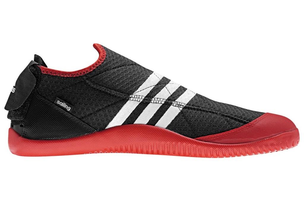 Adidas Adipower Trapeze shoe.