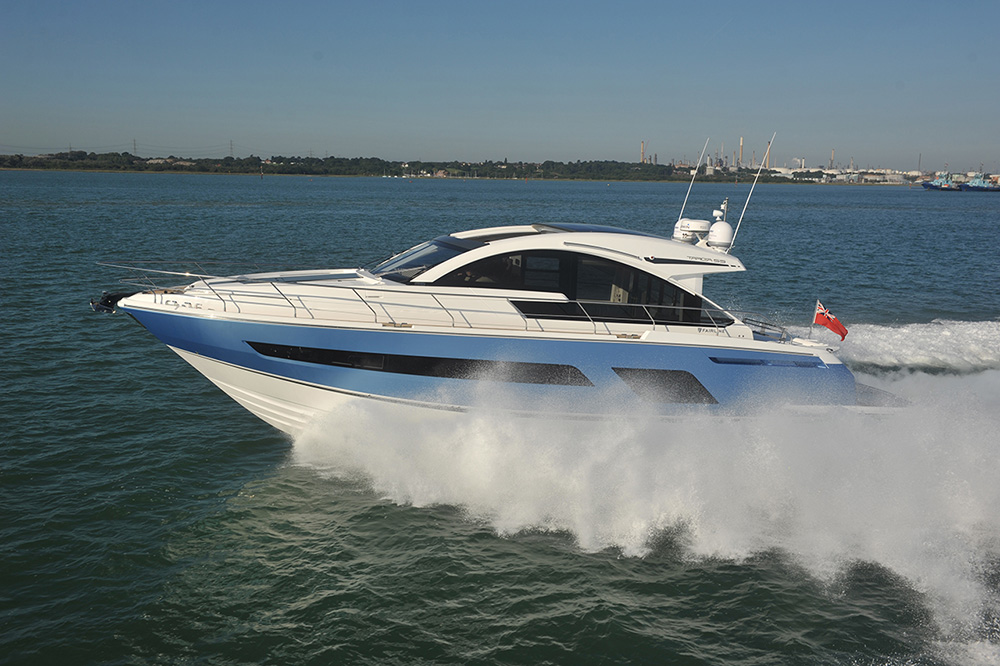 Farewell Fairline: UK builder in administration