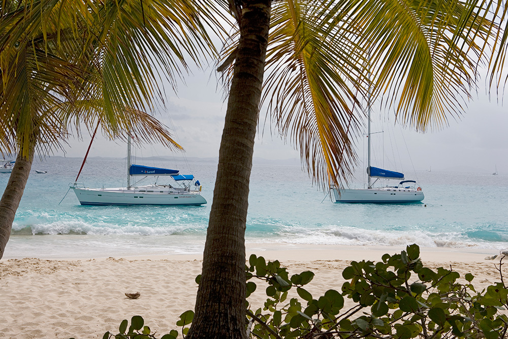 yachts charter holiday Caribbean Sunsail