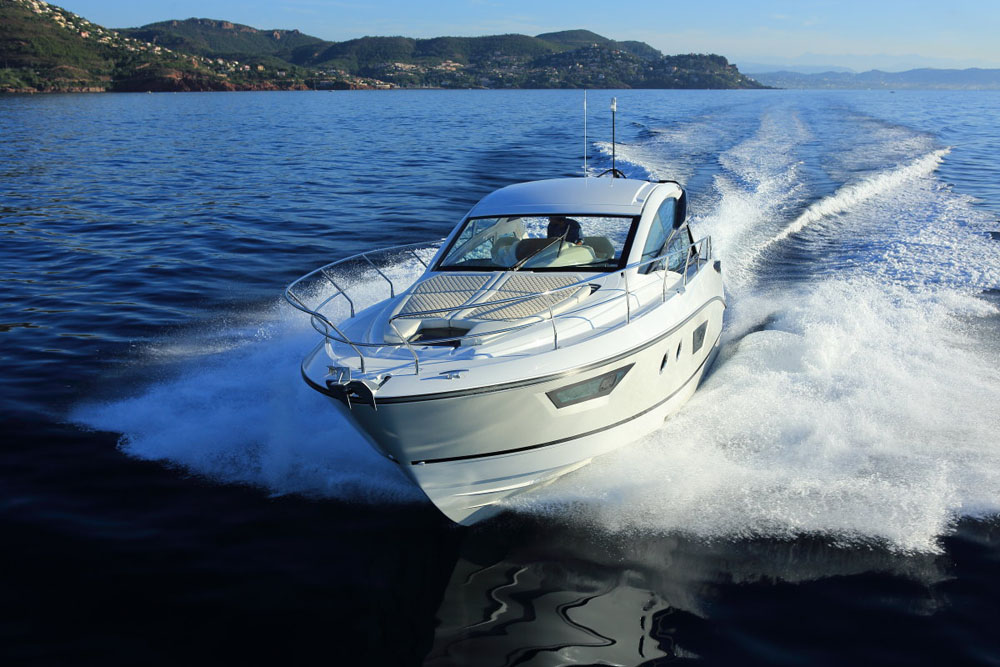 Beneteau GT40: European powerboat of the year 2016 nominee