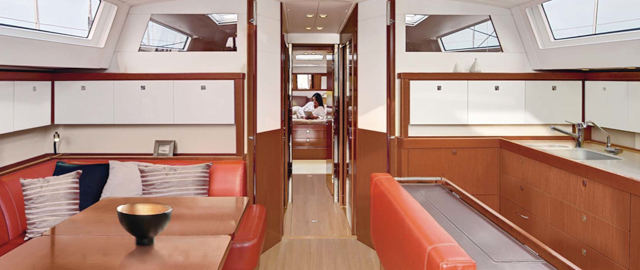 Sense 55 below decks