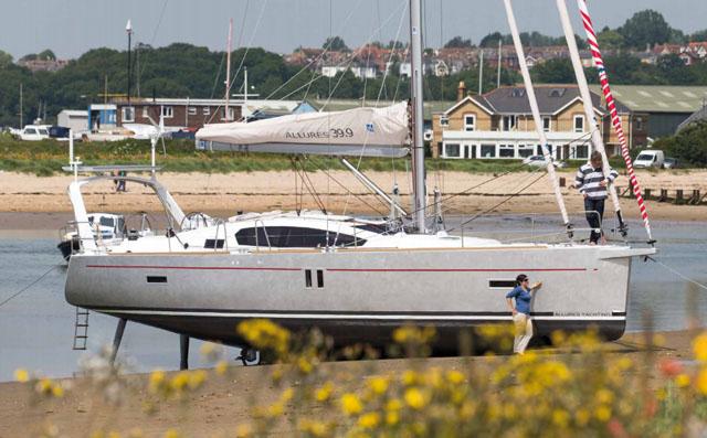 5 des meilleurs yachts à voiles à faible tirant d'eau