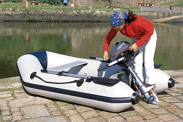 Cashback for outboard buyers