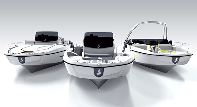 Beneteau Flyer 6: three new looks for the New Year