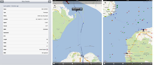 Boat Beacon app