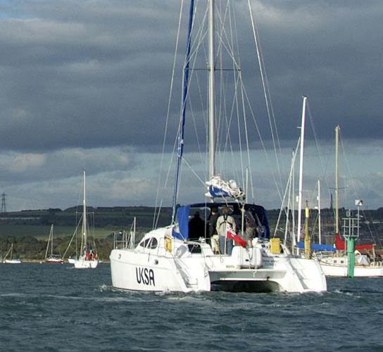 Broadblue 38 – comfy catamarans