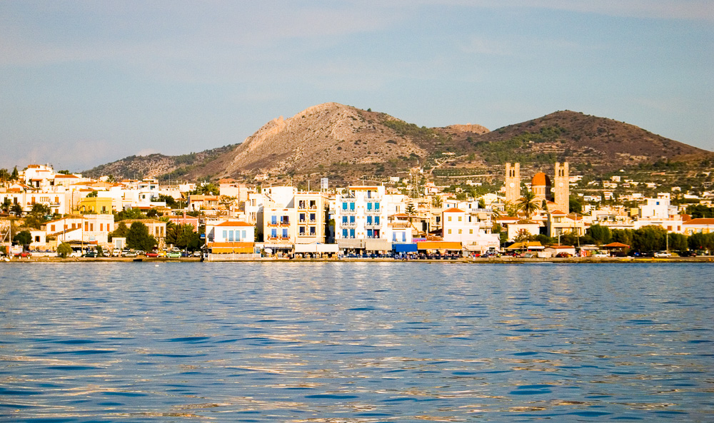 Aegina: Greek yacht charter destinations