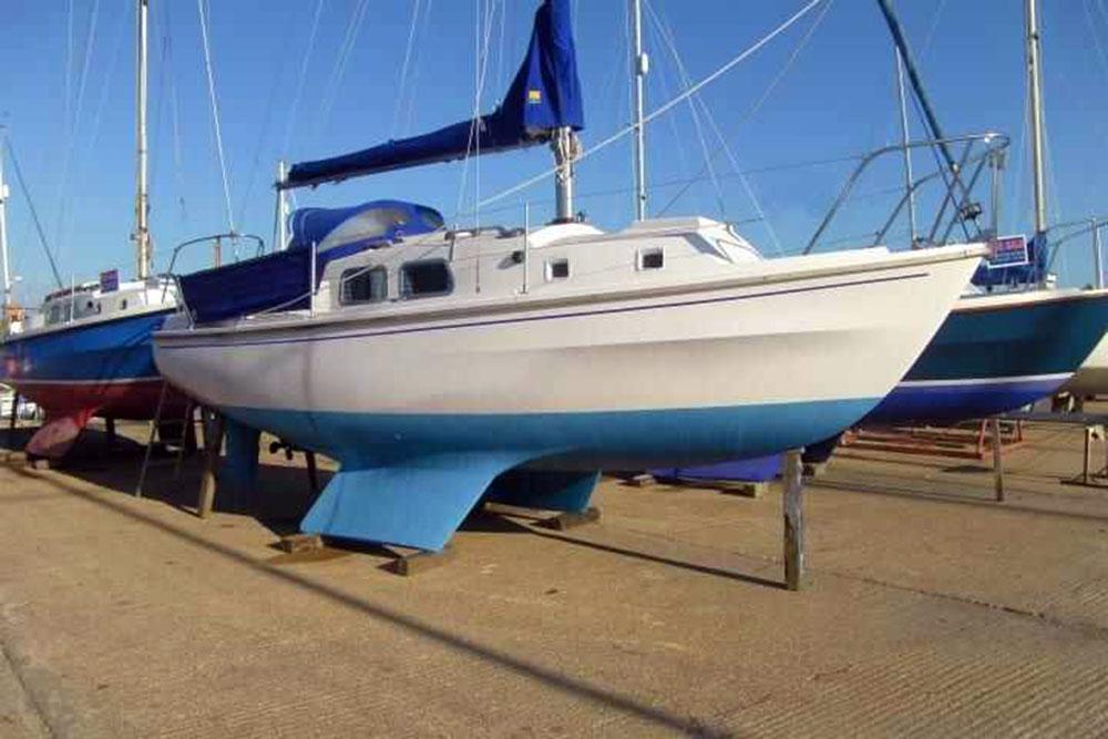 Westerly Centaur: best first sailing yachts
