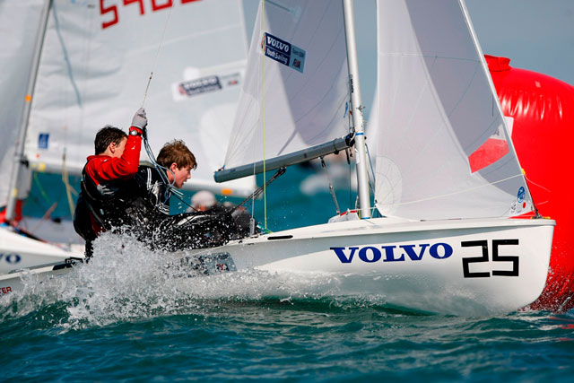RYA Volvo Youth National Championships start tomorrow