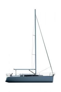 Clipper Easy 9.7-Profile