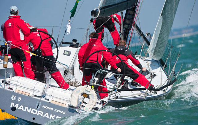 Commodores Cup interest