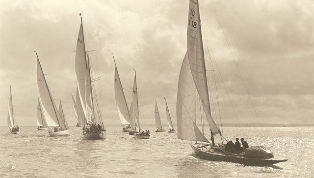 50th anniversary Cowes-Deauville Race breaks new ground