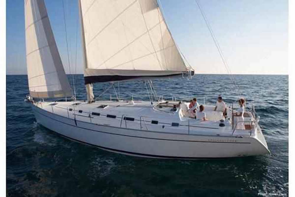 Cyclades 50.5: bargain sailing yachts