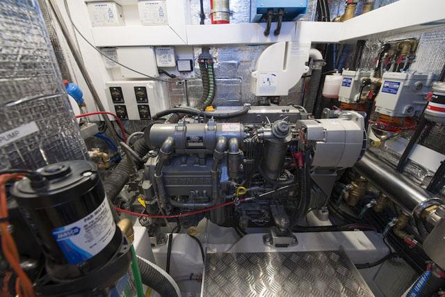Generator as standard – Discovery 55 MkII