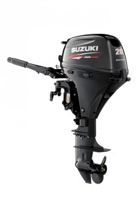 Suzuki launches new lightweight outboards with fuel injection