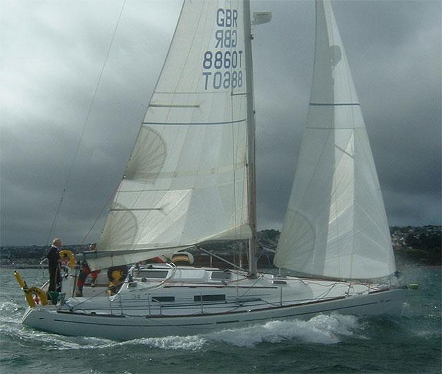 Laminate sails
