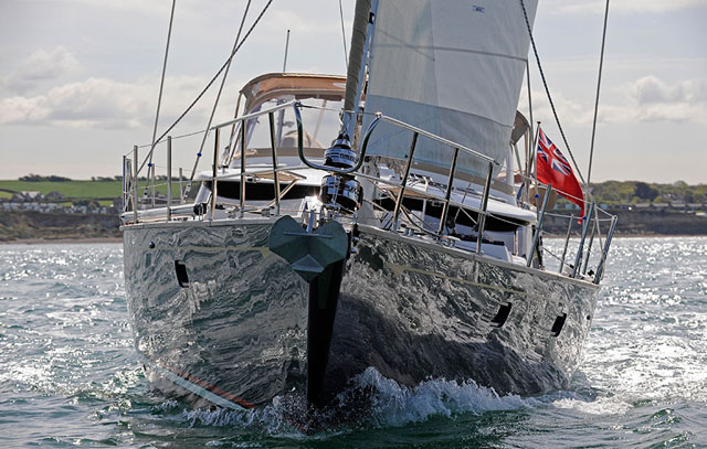 Discovery 55: Hot yachts at Southampton