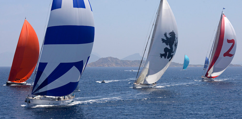 An indication of his position in the industry is the two-yearly Dubois Cup in which his superyacht designs compete for two days of racing at Porto Cervo in Sardinia.