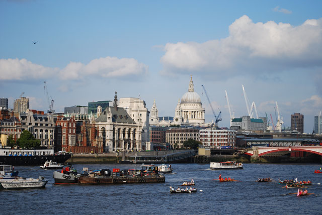 Thames Festival to celebrate amazing summer in London