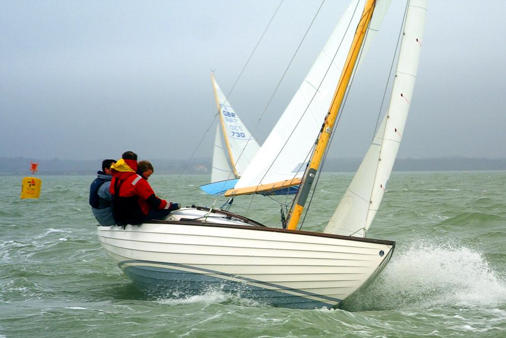 Classic boats: folkboat