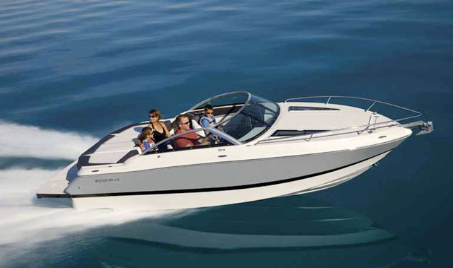 European Powerboat of the Year Awards 2012