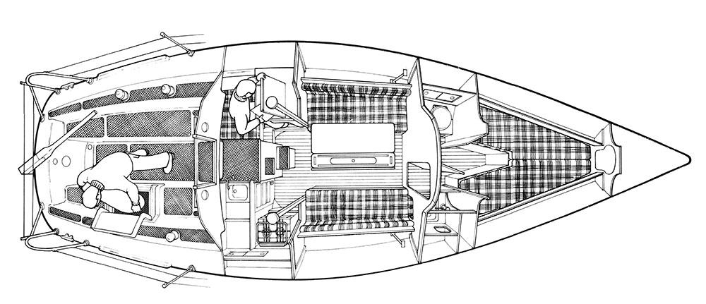 Westerly GK29: bargain sailing yachts