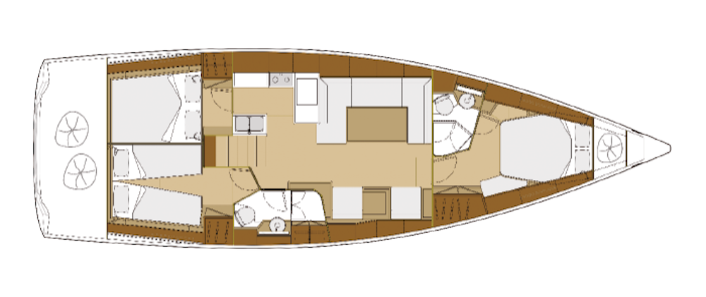 GS46 layout