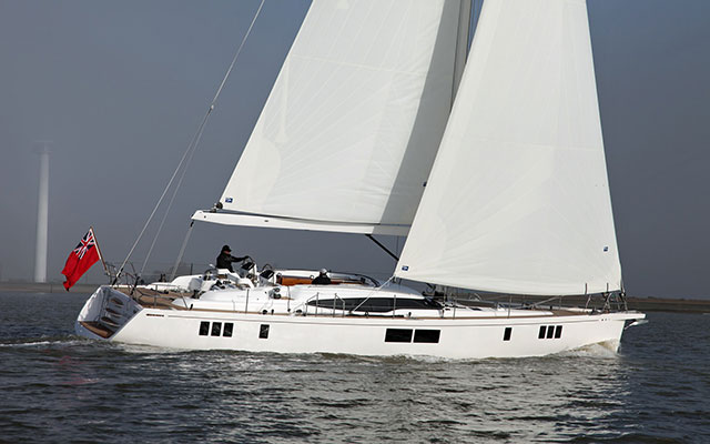 The Gunfleet 58 will make its debut at the forthcoming PSP Southampton Boat Show.