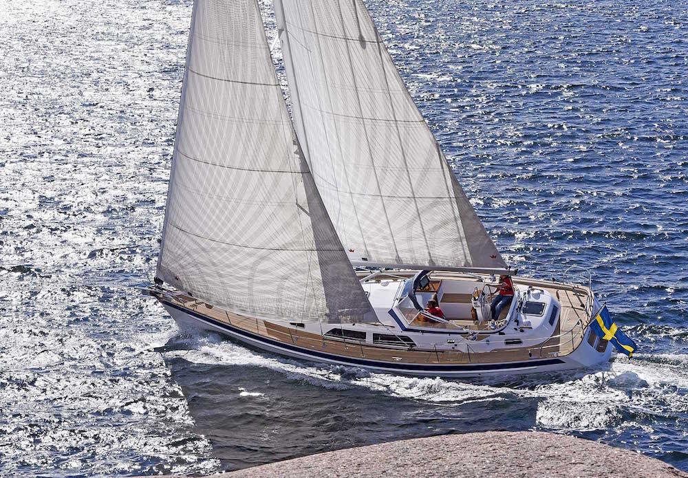 Hallberg Rassy 40 Mk2 review